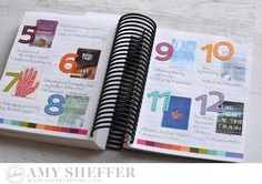 Pickled Paper Designs: Moments Inked Planner : Reading Goal Tracking