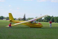 Schweitzer 2-33 | Schweizer SGS 2-33 (two place glider)