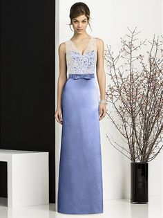 After Six Bridesmaids Style 6675 http://www.dessy.com/dresses/bridesmaid/6675/?color=amethyst&colorid=1#.UqPWB55lCSw