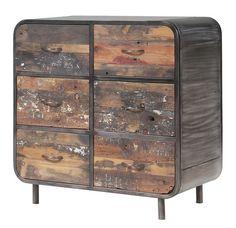 SIXTIES Buffet - 6 drawer