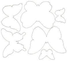 Butterflies a Flutter Baby Quilt Pattern   FaveQuilts.com