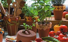 konyhai dekorációk házilag - Google keresés