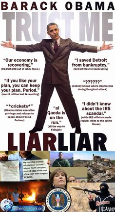 """Barack Obama """"Trust me"""" Thing 1, Forced Labor, Conservative Politics, Barack Obama, Obama Lies, We The People, In This World, How To Plan, Words"""