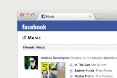 As Facebook Stock Nears $18, Its Focus on Music Will Suffer
