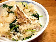 炊飯器で炊いたので、お茶碗盛りバージョン。 - 7件のもぐもぐ - 今日は鯛めし(^-^)/ by ashitamohareru