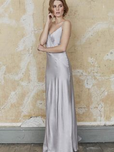 Ghost London produces some of the finest boho and bohemian dresses available in the UK. Shop our looks and selection of vintage style wedding clothing today! Le Happy, Christy Turlington, Silk Satin Dress, Satin Dresses, Ghost Dresses, Grunge, Silk Evening Gown, Forever 21, Bridesmaid Dresses