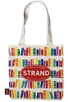 Tote Bag: Rainbow Books Summer of Color Browse