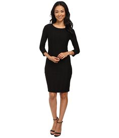 Calvin Klein Calvin Klein  Textures Fit Flare Dress Womens Dress for 110.99 at Im in! #sale #fashion #I'mIn