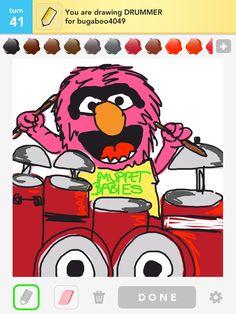 drummer--Rock Animal Like!!!