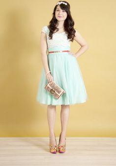 Breathtaking Belle Dress | Mod Retro Vintage Dresses | ModCloth.com
