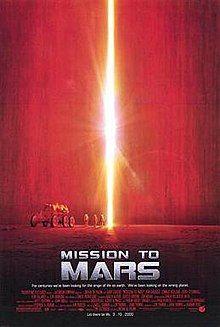 Mission to Mars - Brian De Palma