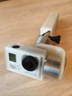 Stabilisateur GOPRO - GOPRO Gimbal by Yome.