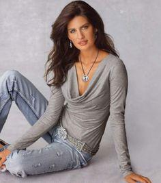 4d651a36cb8 Camiseta Mujer Escote Drapeado Venca CentralMODA.COM Camisetas Mujer,  Drapeado, Últimas Tendencias En