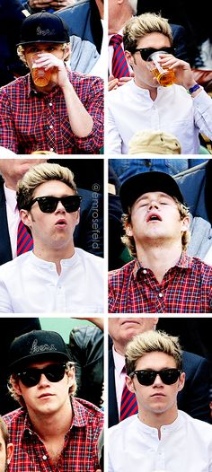 tbh Niall looks like he's masturbating in that photo in the middle row on the right