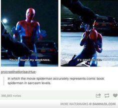 I Didn't Like The New Spiderman, But This Made Me Laugh