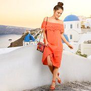 Take a look at the Meet Me in Santorini event on #zulily today!