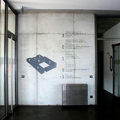 Leitsystem Neubau FH Mainz