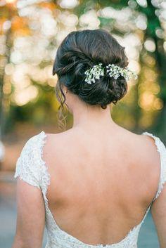 Hair -flowers