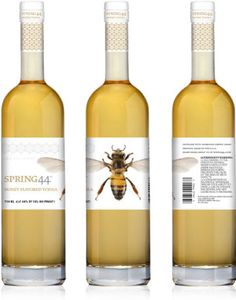 Spring 44 Honey Vodka 750 ml