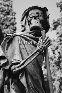 Gods and Goddesses of the Underworld -- Charon, Ferryman of Hades
