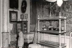 Coleccionistas del siglo XIX, Museo Cerralbo, Madrid.