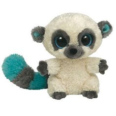 Ty Stuffed Animals   TY Beanie Boos - CLEO the Bush Baby (Regular Size - 6 inch) (UK ...