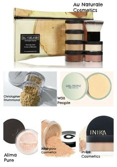 mineral makeup recommendations