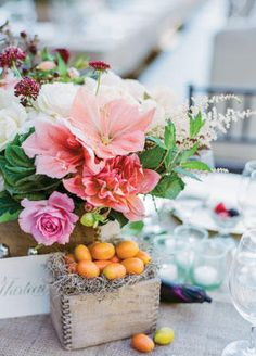 Everything About This Farm-to-Table Wedding is Beyond Elegant   TheKnot.com