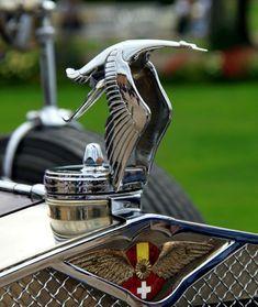 Hispano Suiza Car Badges, Car Logos, Car Bonnet, Car Hood Ornaments, Hispano Suiza, Car Radiator, Amphibious Vehicle, Super Sport Cars, Car Car