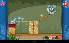Amazing Alex: Fun Physics Puzzle Game From Rovio