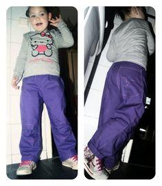 Cargobroek #4girls #inspiratie (definitieve model volgt nog) Door Mama Mizzy