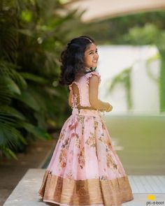 Baby Girl Dress Design, Girls Frock Design, Kids Frocks Design, Baby Frocks Designs, Kids Lehanga Design, Lehanga For Kids, Kids Dress Wear, Kids Gown, Kids Wear