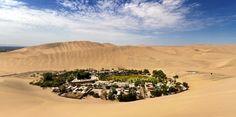 Huacachina, Peruvian Desert