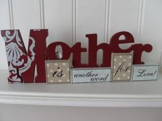Mother sign
