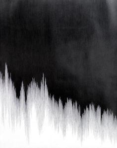 Franziska Furter | Draft III, 2010 | pencil on paper
