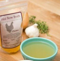 Chicken Stock and Beef Stock: Real Organic Bone Broth Sampler