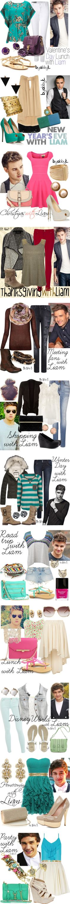 """Liam Payne Inspired Outfit"" by abbytamase on Polyvore"