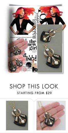 """""""ChloeVintageJewelry  6"""" by k-lole ❤ liked on Polyvore featuring vintage"""