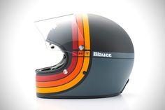 Blauer 80s Motorcycle Helmet 1