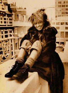 Tina Turner in New York 80's