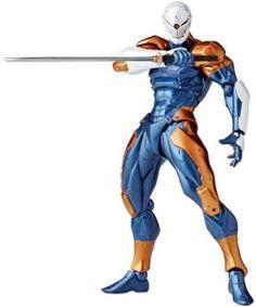 RevolMini Metal Gear Solid Cyborg Ninja and Others!   Comic Bastards