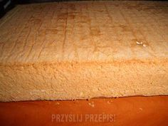 Polish Recipes, Butcher Block Cutting Board, Sweet Recipes, Deserts, Food And Drink, Bread, Dinner, Cooking, It