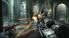 Top 5 Shooters for PC Wolfenstein The Old Blood, Wolfenstein The New Order, Video Game Genres, Video Games, Pc Games, Wolfenstein 2, The New Colossus, Id Software, Videogames