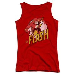 Flash: The Flash Junior Tank Top
