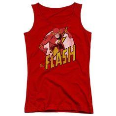 Flash: The Flash Junior Tank Top