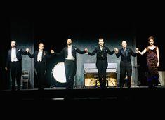 Die Toten - Schauspielhaus Zürich 14.06.2019