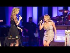"""▶ Jennifer Nettles and Carrie Underwood - """"9 to 5"""" Live at the Grand Ole Opry - YouTube"""