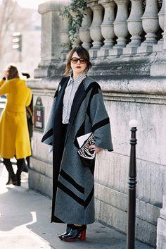 Paris Fashion Week AW 2015