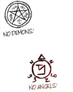 Supernatural Signs, Supernatural Symbols, Supernatural Bloopers, Supernatural Tattoo, Supernatural Wallpaper, Castiel, Supernatural Pentagram, Supernatural Imagines, Sam Winchester