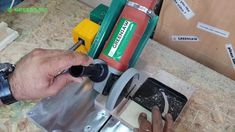 Angle Grinder Stand, Bench Grinder, Taper Jig, Chisel Sharpening, Chop Saw, Circular Saw Blades, Sanding Block
